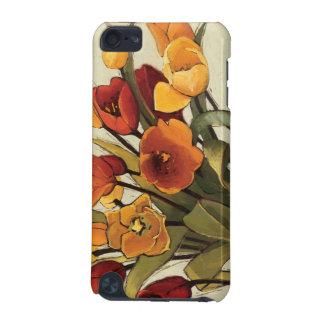 Coque iPod Touch 5G Temps de tulipe