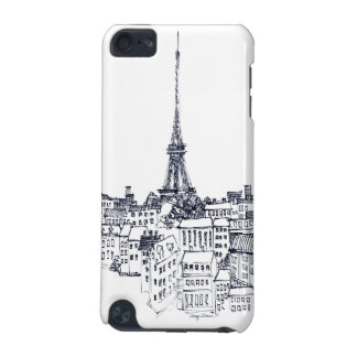 Coque iPod Touch 5G Tour Eiffel