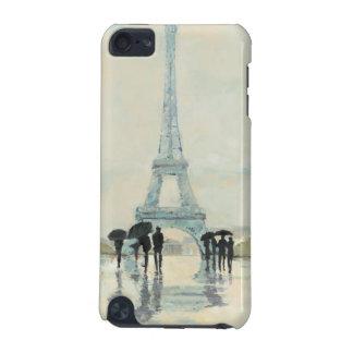 Coque iPod Touch 5G Tour Eiffel | Paris sous la pluie