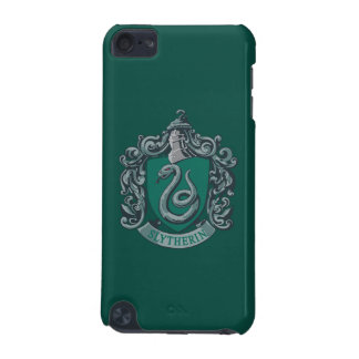 Coque iPod Touch 5G Vert de crête de Harry Potter | Slytherin