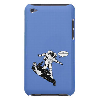 Coque iPod Touch Case-Mate Astronaute drôle