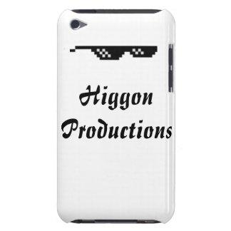 Coque iPod Touch Case-Mate Caisse d'iPod de productions de Higgon