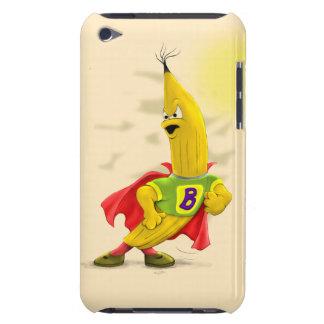 Coque iPod Touch Case-Mate M. Contact ÉTRANGER d'iPod de BANANE