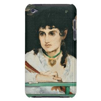 Coque iPod Touch Case-Mate Manet   le balcon, détail, 1868-9