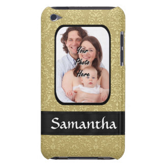 Coque iPod Touch Case-Mate Modèle photo de damassé d'or