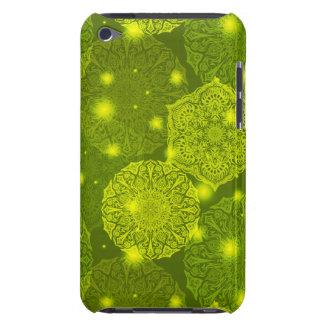 Coque iPod Touch Case-Mate Motif de luxe floral de mandala