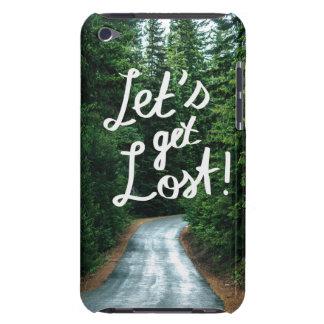 Coque iPod Touch Case-Mate Obtenons perdus ! Citez la forêt verte de