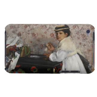 Coque iPod Touch Case-Mate Portrait d'Edgar Degas | de Mlle. Hortense