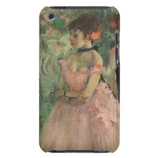 Coque iPod Touch Danseurs d'Edgar Degas   à l'arrière plan,