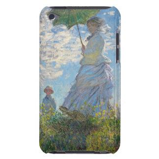 Coque iPod Touch Femme de Claude Monet   avec un parasol