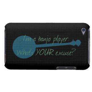 Coque iPod Touch Je suis un joueur de banjo, ce qui est votre