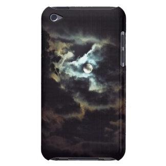 Coque iPod Touch lune superbe du ciel nocturne
