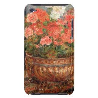 Coque iPod Touch Pierre géraniums de Renoir un | dans un bassin de