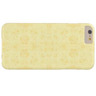 coque jaune coque iPhone 6 plus barely there