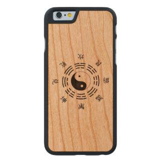 Coque Mince En Cerisier iPhone 6 Style de Yin Yang