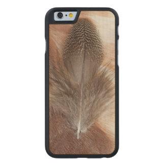 Coque Mince En Érable iPhone 6 D'oie de plume toujours la vie égyptienne