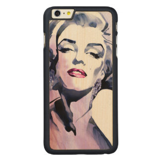 COQUE MINCE EN ÉRABLE iPhone 6 PLUS