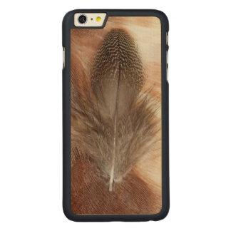 Coque Mince En Érable iPhone 6 Plus D'oie de plume toujours la vie égyptienne
