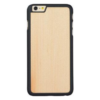 Coque Mince En Érable iPhone 6 Plus iPhone mince en bois 6/6s plus le cas