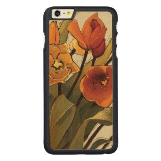 Coque Mince En Érable iPhone 6 Plus Temps de tulipe