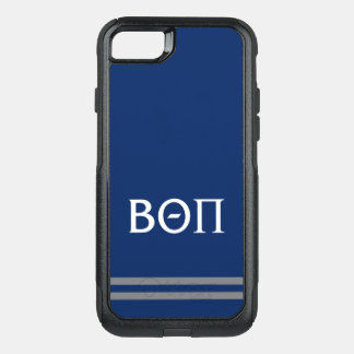 Coque OtterBox Commuter iPhone 8/7 Bêta rayure de sport du thêta pi |