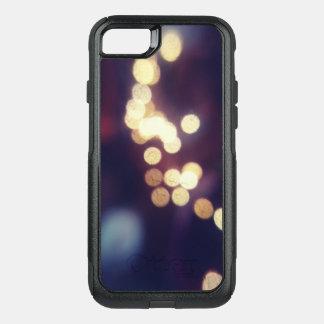 Coque OtterBox Commuter iPhone 8/7 Caisse lumineuse brouillée de téléphone de