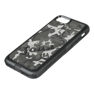 Coque OtterBox Commuter iPhone 8/7 Camo nommé personnalisé