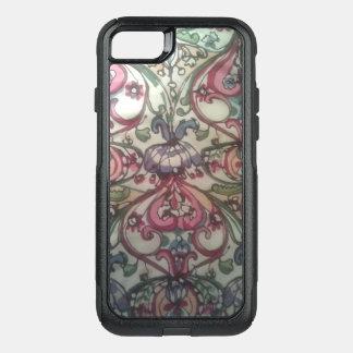 Coque OtterBox Commuter iPhone 8/7 Conception colorée de rouleau