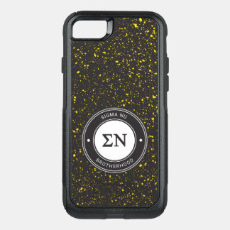 Coque OtterBox Commuter iPhone 8/7 Insigne du NU | de sigma