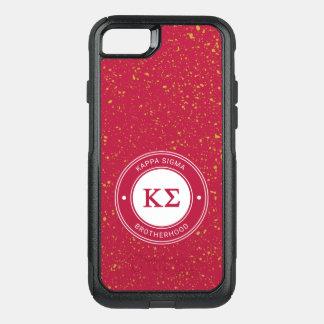Coque OtterBox Commuter iPhone 8/7 Insigne du sigma | de Kappa