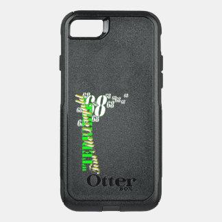 "Coque OtterBox Commuter iPhone 8/7 iPhone ""de Tim terrible"" 7/8 cas"