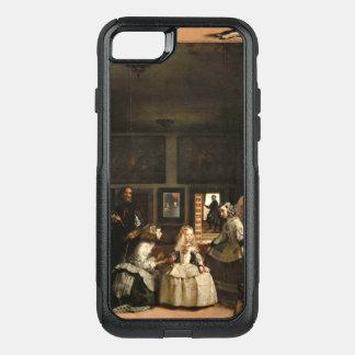 Coque OtterBox Commuter iPhone 8/7 Las Meninas