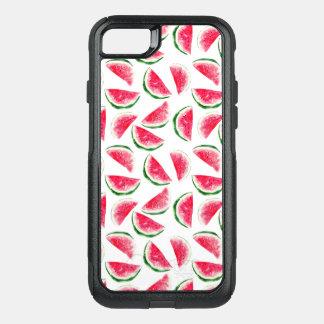 Coque OtterBox Commuter iPhone 8/7 Motif mignon d'ananas et de pastèque