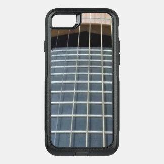Coque OtterBox Commuter iPhone 8/7 Otterbox pour Samsung 8 avec l'image de guitare