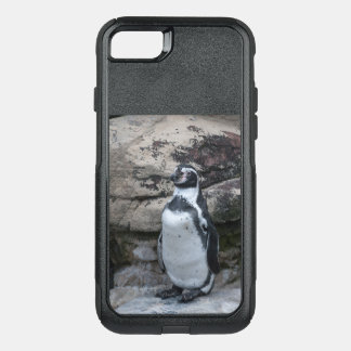 Coque OtterBox Commuter iPhone 8/7 Pingouin de Humboldt