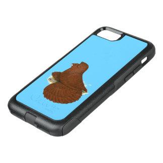 Coque OtterBox Commuter iPhone 8/7 Rouge de pigeon de trompettiste