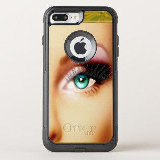 Coque OtterBox Commuter iPhone 8 Plus/7 Plus AJOUTEZ VOTRE photo ICI IMPRESSIONNANTE