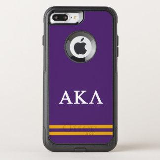 Coque OtterBox Commuter iPhone 8 Plus/7 Plus Alpha rayure de sport du Kappa lambda |