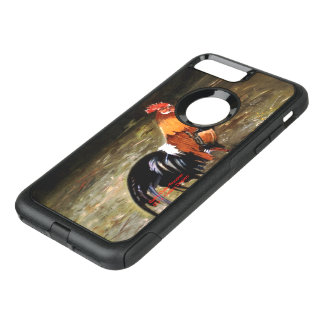 Coque OtterBox Commuter iPhone 8 Plus/7 Plus Coq/Gaulois/Rooster