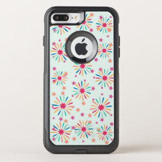 Coque OtterBox Commuter iPhone 8 Plus/7 Plus Étincelles