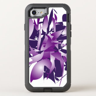 Coque OtterBox Defender iPhone 8/7 Abstraction ultra-violette