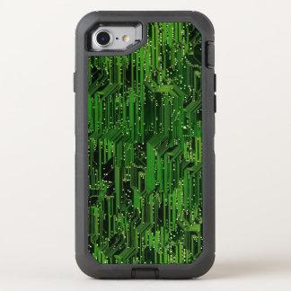 Coque OtterBox Defender iPhone 8/7 Arrière - plan de carte