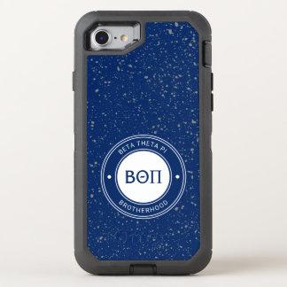 Coque OtterBox Defender iPhone 8/7 Bêta insigne du thêta pi |