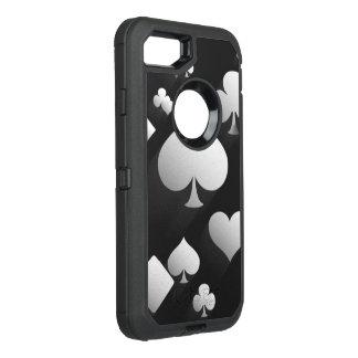 Coque OtterBox Defender iPhone 8/7 Cas de téléphone de Leader® de puce