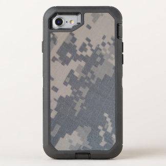 Coque OtterBox Defender iPhone 8/7 Conception de Camo de style d'ACU