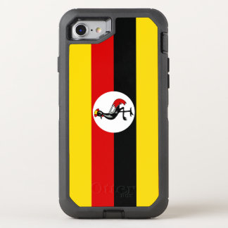 Coque OtterBox Defender iPhone 8/7 Drapeau de l'Ouganda