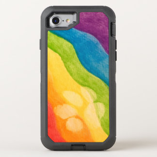 Coque OtterBox Defender iPhone 8/7 Glorifiez le défenseur de PawPhone OtterBox,