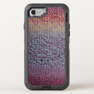 Coque OtterBox Defender iPhone 8/7 Knit coloré