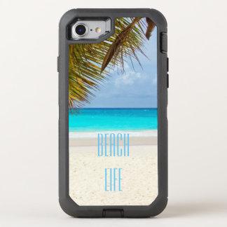 Coque OtterBox Defender iPhone 8/7 La belle vie de plage