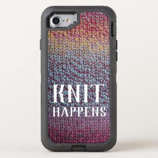 Coque OtterBox Defender iPhone 8/7 Le Knit se produit